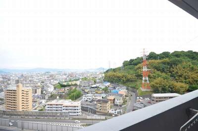 【展望】ローレルコート古江