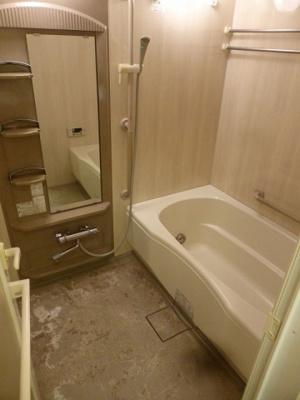 【浴室】藤和草津本町ホームズ