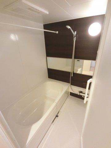 【浴室】メゾン ド ソレイユ Ⅰ