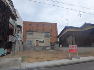 【外観】児島下の町一丁目 売地