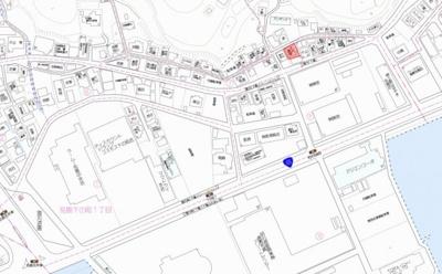 【地図】児島下の町一丁目 売地