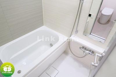 【浴室】パークハビオ門前仲町