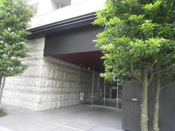 【エントランス】プラウドタワー高輪台