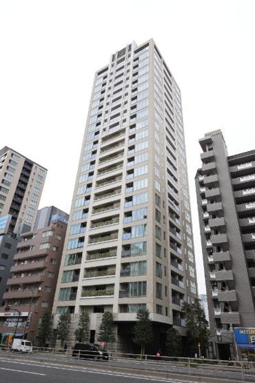 21階部分の北東向き角部屋にて眺望良好 宅配ボックス・オートロック完備 大切なペットと一緒に暮らせます 住宅ローン減税適合物件