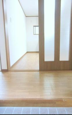 【玄関】ハウスコリドラス