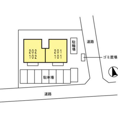 【区画図】トータスC