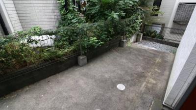 【バルコニー】ワコーレヴィアーノ須磨寺