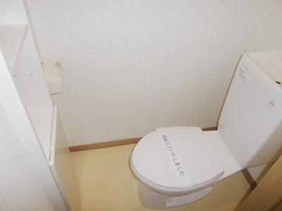 【トイレ】皇海ハイム
