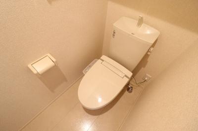 【トイレ】メゾンドソメイユ