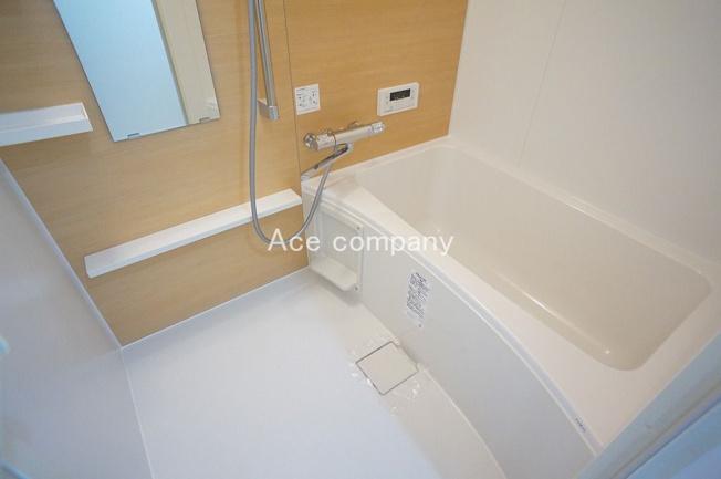 バス一式&給湯器・浴室乾燥機、全て新調です☆