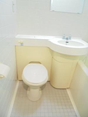 【トイレ】インペリアル南麻布サテライト