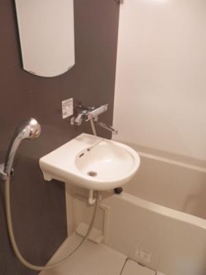 【浴室】ルーブル品川西大井