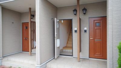 【玄関】フォレスト N