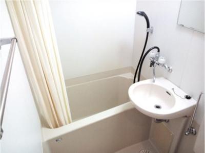 【浴室】宮崎プラザ