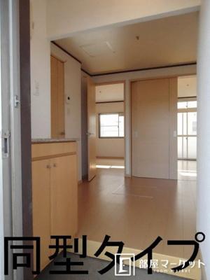 【玄関】ドリームハウス渡A