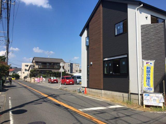 【外観】越谷市千間台東4丁目 新築戸建て