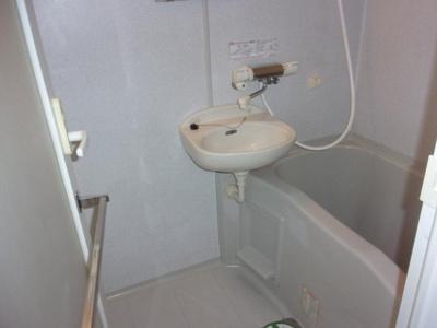 【浴室】パレステュディオ渋谷WEST