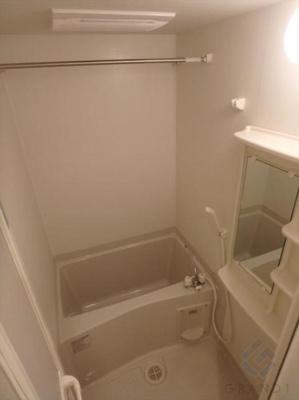 浴室乾燥機完備してます!!
