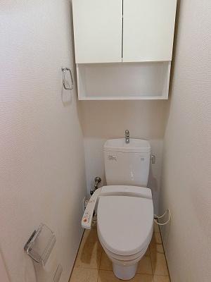 【トイレ】APAガーデンズ新宿戸山公園