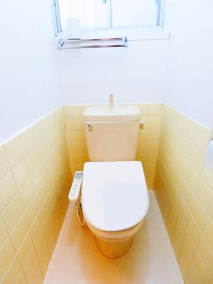 【トイレ】田園貸家