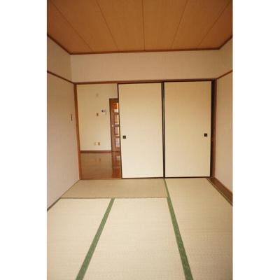 【和室】トーカン山手タウンハウスB棟