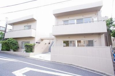 【外観】トーカン山手タウンハウスB棟