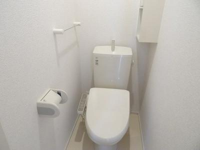 【トイレ】グレイス レジデンス E