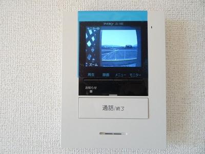 【セキュリティ】グリーンコート阪本Ⅲ