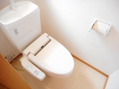 【トイレ】リバーサイド