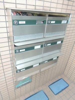 【その他共用部分】フィオーレ学芸大学