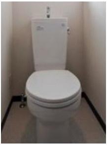 【トイレ】サンイースト池上