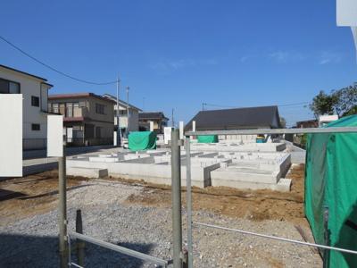 【外観】坂戸市石井新築戸建