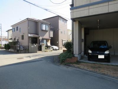 【展望】坂戸市石井新築戸建