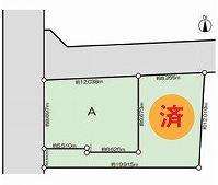 【区画図】練馬区関町南4丁目 新築戸建