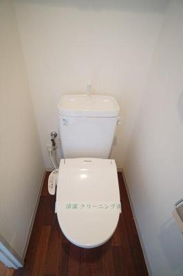 【トイレ】シーズガーデン山手旭台