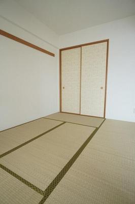 和室5.8畳