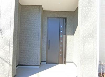 【前面道路含む現地写真】所沢市若狭3丁目 全6棟 6号棟