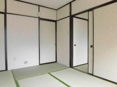 【和室】市川コーポ