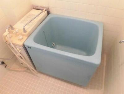 【浴室】市川コーポ