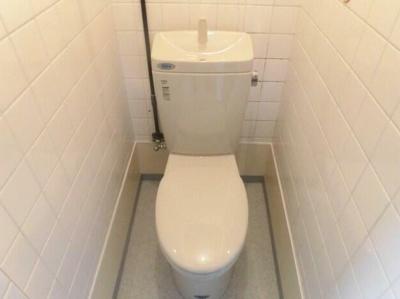 【トイレ】市川コーポ