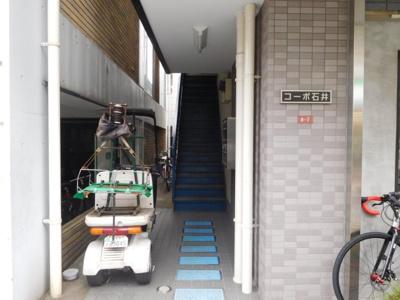 【エントランス】コーポ石井