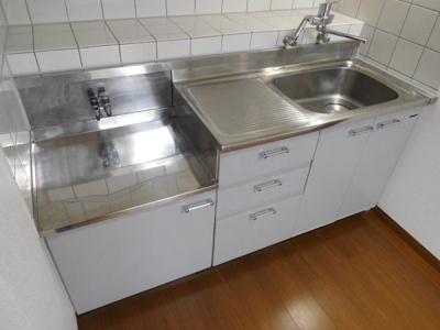 【キッチン】コーポ石井