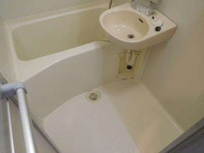【浴室】コーポ石井