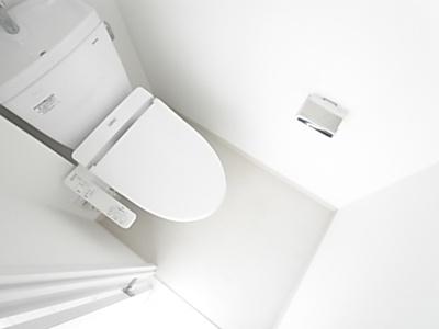 【トイレ】イヴェール船橋