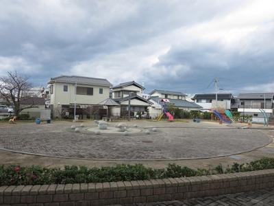 阿南駅前児童公園さんまで2300m