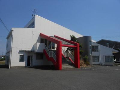 【外観】大川市中木室売店舗事務所