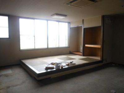 【内装】大川市中木室売店舗事務所