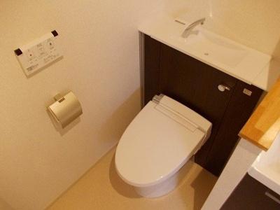 【トイレ】エクセル神屋町