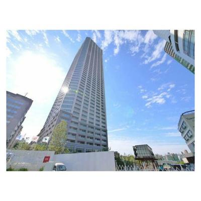 【外観】富久クロス コンフォートタワー