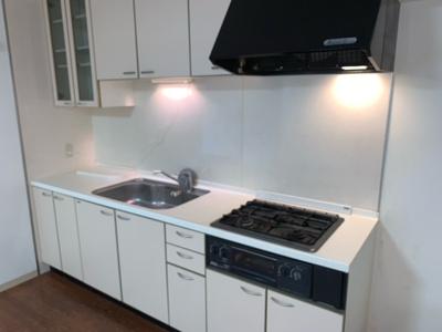 【キッチン】若松台中央マンション